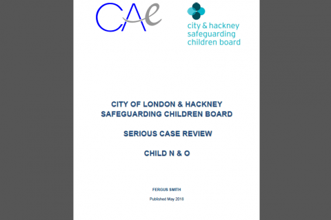 Serious Case Review – Child N & O