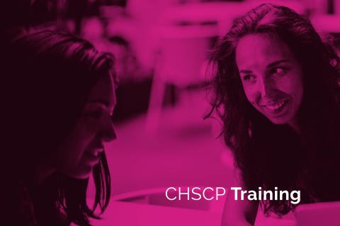 Upcoming CHSCP Training