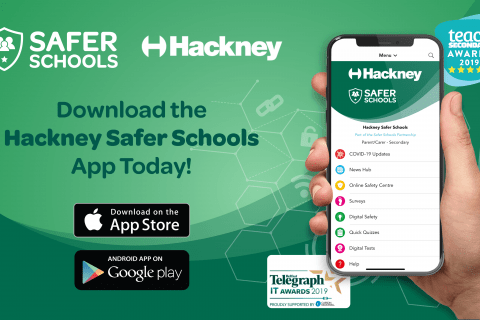 Hackney Safer Schools App