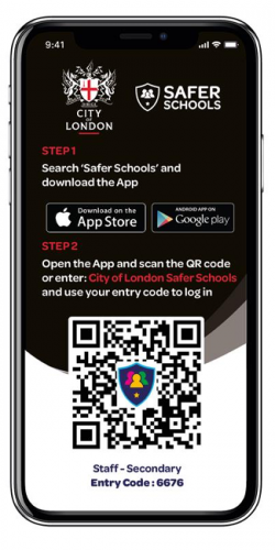 City Staff Secondary Access Codes