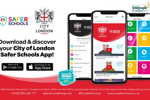 City of London Safer Schools App